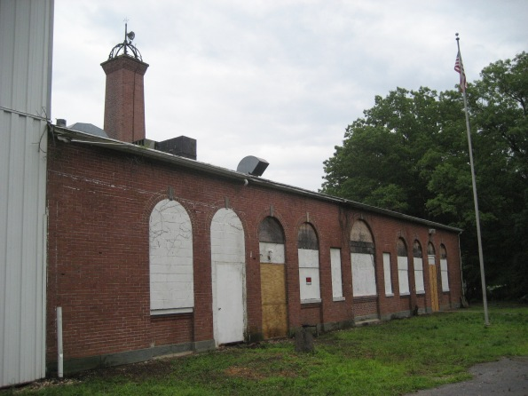 Wardenclyffe south facade
